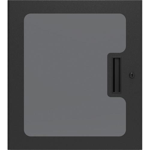 "Atlas Sound 1"" Deep Plexiglass Door for WMA 12-Rack Unit"