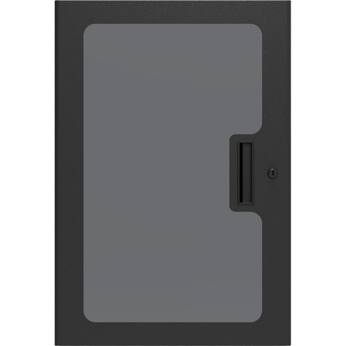 "Atlas Sound 1"" Deep Plexiglass Door for 16-Rack Unit 100, and 200 Series Racks"