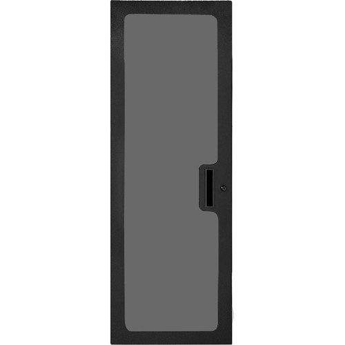 "Atlas Sound 1"" Deep Plexiglass Door for 21-Rack Unit 100, and 200 Series Racks"