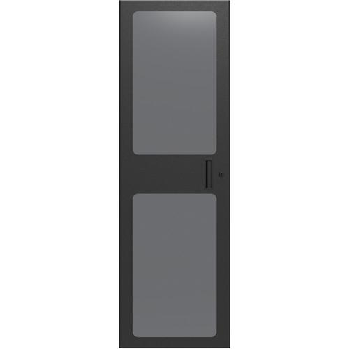 "Atlas Sound 1"" Deep Plexiglass Door For 35-Rack Unit FMA, WMA, 100, 200, 500, and 700 Series Racks"
