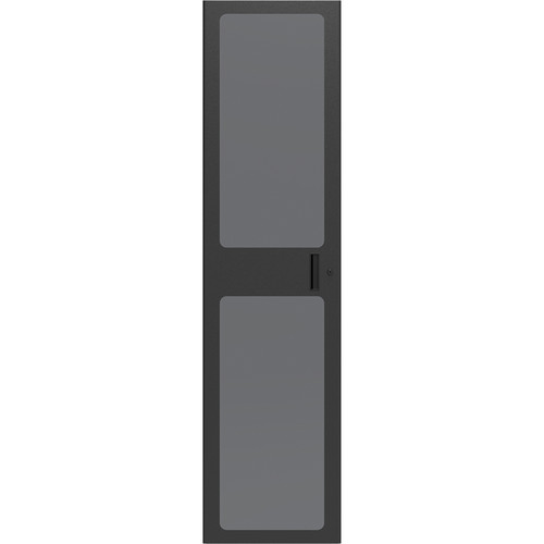 "Atlas Sound 1"" Deep Plexiglass Door For 40-Rack Unit FMA, WMA, 100, 200, 500, and 700 Series Racks"