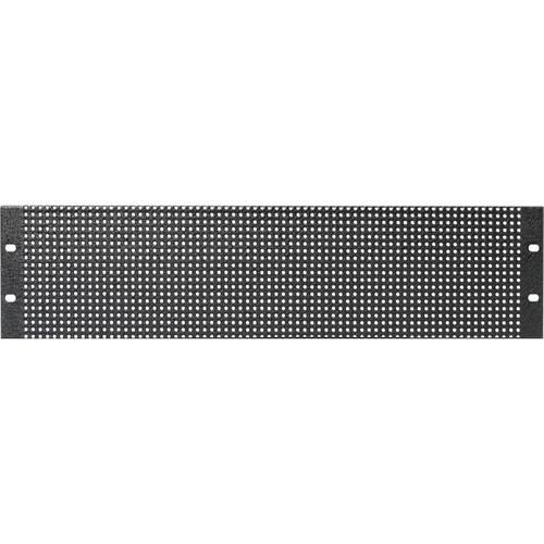 "Atlas Sound 19"" 2 RU Flush Vent Rack Panel"