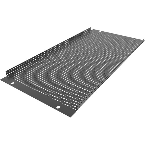 Atlas Sound PPR4 Recessed Vent Rack Panel (4 RU)