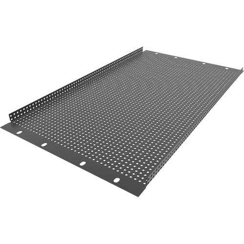 Atlas Sound PPR6 Recessed Vent Rack Panel (6 RU)