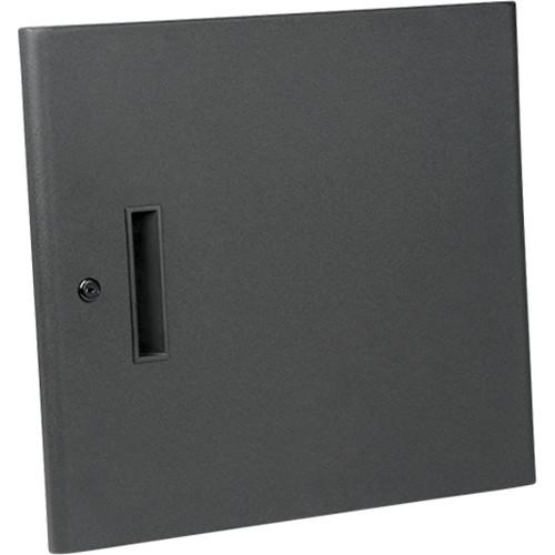 Atlas Sound SFD10 Solid Front Door for WMA Series Racks (10 RU)