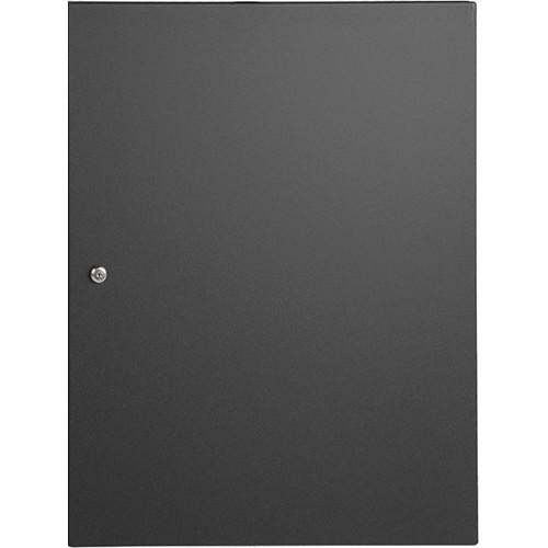 Atlas Sound Steel Front Door For Desk Top Cabinets - 18-Rack Unit