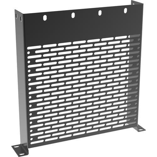 Atlas Sound Half-Width Vented All-Purpose Rack Shelf (1 RU)