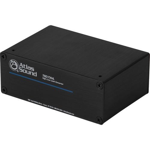 Atlas Sound TSD-TXHL High/Low Level Converter