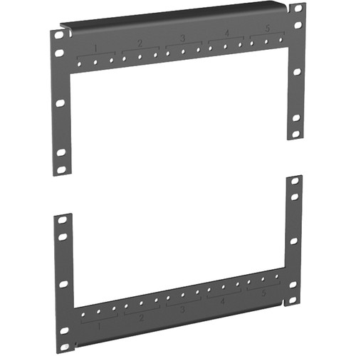 Atlas Sound 5 RU Vertical Rack Space Mounting Kit for WMA-HR Models
