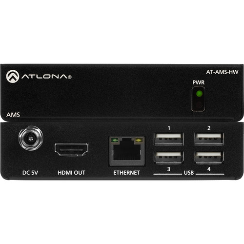 Atlona Server Appliance for Atlona Management System (AMS)