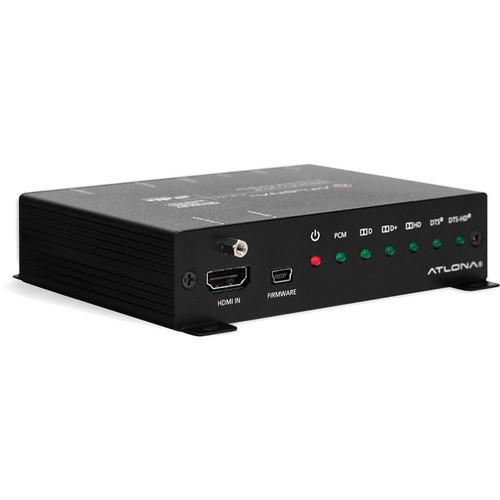 Atlona HDMI Audio Multi-Channel to 2-Ch Converter