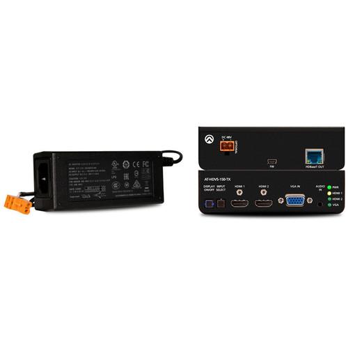 Atlona Three-Input HDMI/VGA to HDBaseT Switcher (AC Powered)