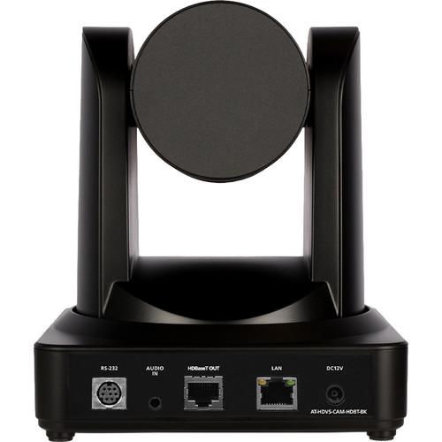 Atlona HDBaseT PTZ Camera with 10x Optical Zoom (Black)