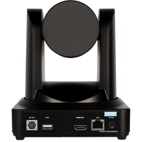 Atlona HDMI & USB PTZ Camera with 10x Optical Zoom (Black)