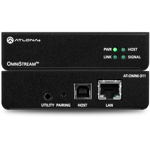 Atlona OmniStream 311 Host Side USB to IP Adapter