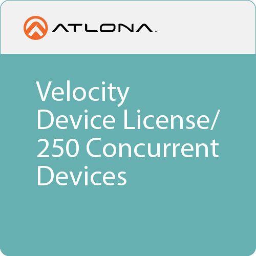 Atlona Velocity BYOD License (250 Concurrent Devices)