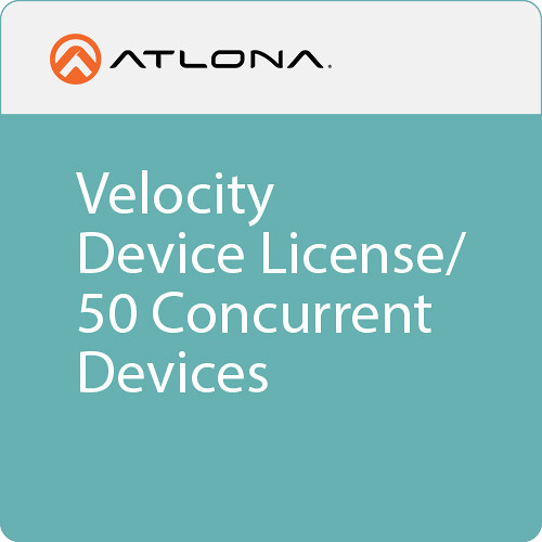 Atlona Velocity BYOD License (50 Concurrent Devices)