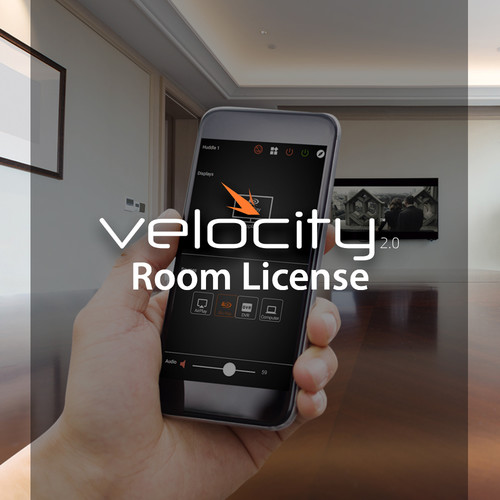 Atlona AT-VRL-SW Additional Room License for Velocity Software Gateway