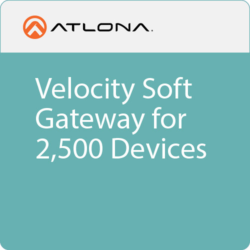Atlona Velocity Soft Gateway for 2500 Devices