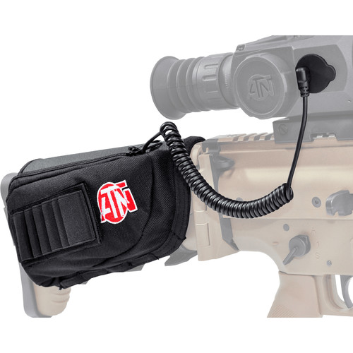 ATN Power Weapon Kit (16000mAh, Buttstock Case)