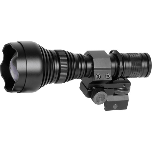 ATN IR-850 Pro Long Range Infrared Illuminator (Black)