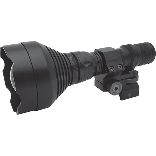 ATN IR850 Supernova Long-Range Infrared Illuminator (Matte Black)
