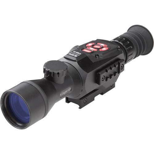 ATN X-Sight II HD 3-14x Digital Day/Night Riflescope