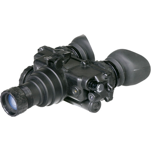 ATN PVS7-3W 3rd-Generation Night Vision Biocular with Headgear (White Phosphor, Matte Black)