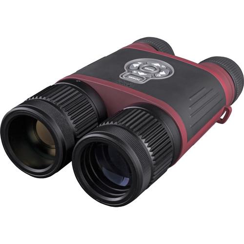 ATN BinoX THD 640 2.5-25x50 Thermal Biocular (9 Hz, Matte Black)