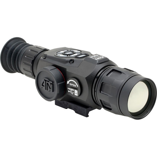 ATN THOR-HD 640 1.5-15x25 Thermal Riflescope
