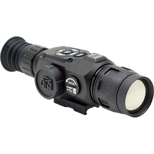 ATN THOR-HD 640 2.5-25x25 Thermal Riflescope