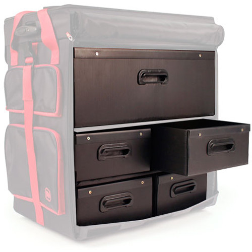 Atomik RC Replacement Drawers for Transporter Race Case