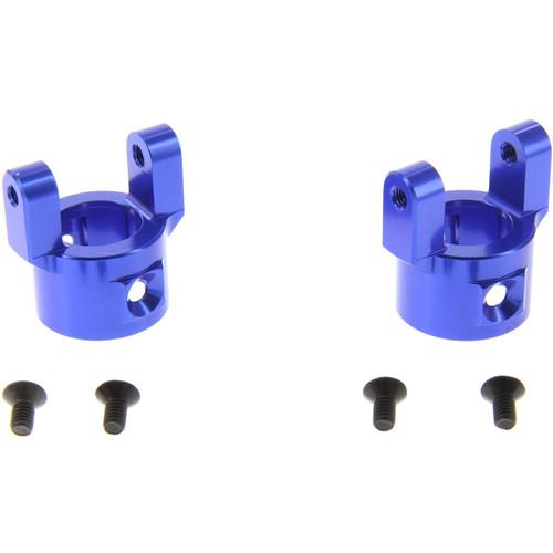 Atomik RC Aluminum Alloy C-Hub Hop-Up for Axial SCX10 (Blue)