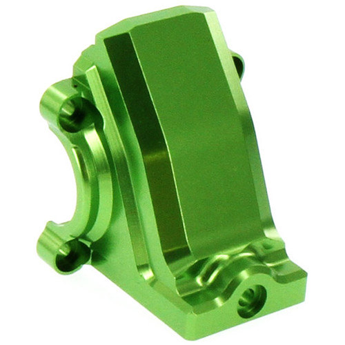 Atomik RC Traxxas X-Maxx Alloy Front/Rear Differential Cover (Green)