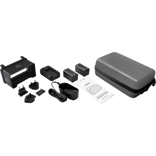 "Atomos 5"" Accessory Kit for Shinobi, Shinobi SDI, Ninja V Monitors"