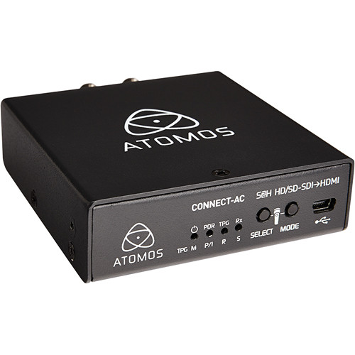 Atomos Connect-AC S2H Converter w/AC Cable
