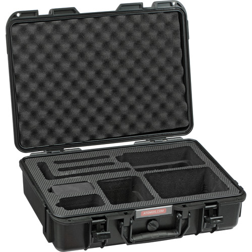 Atomos Case for Ninja Blade and Samurai Blade w/Foam Insert