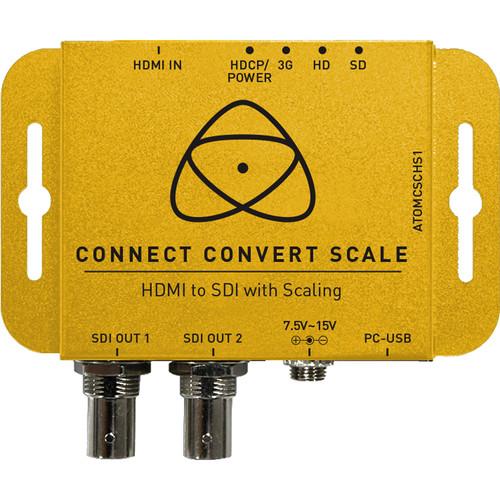 Atomos Connect Convert Scale | HDMI to SDI
