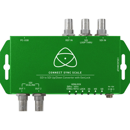 Atomos Connect Sync Scale | SDI to SDI