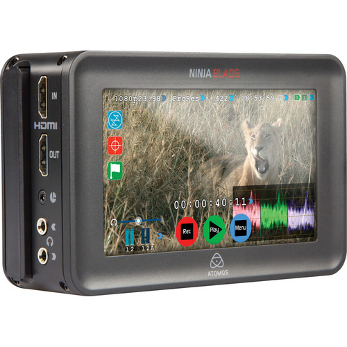 "Atomos Ninja Blade 5"" HDMI On-Camera Monitor & Recorder (Full Version)"