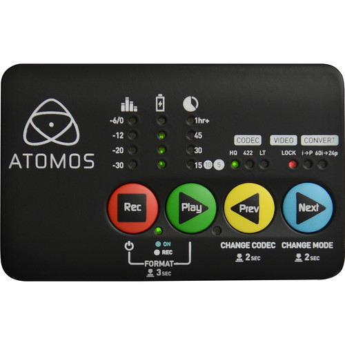 Atomos Ninja Star Recorder with 128GB CFast Card