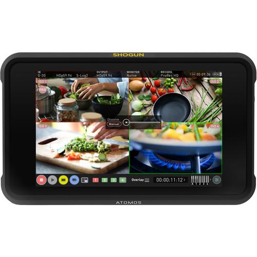 Atomos Shogun 7 HDR Pro Monitor/Recorder