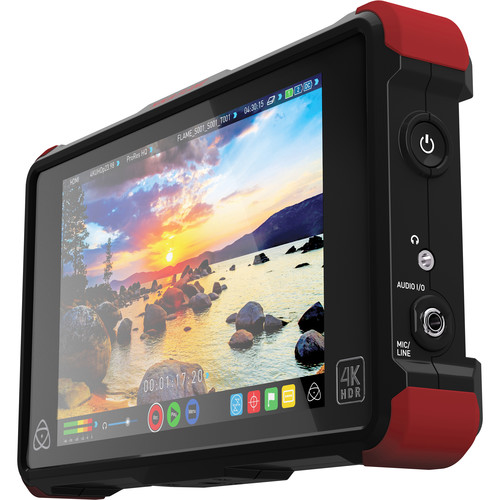 Atomos Ninja Flame with 1TB G-Technology SSD Kit