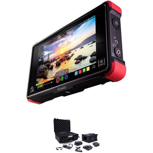Atomos Ninja Flame with Accessory Kit