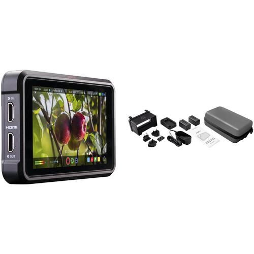 "Atomos Ninja V 5"" 4K HDMI Recording Monitor with 5"" Accessory Kit"