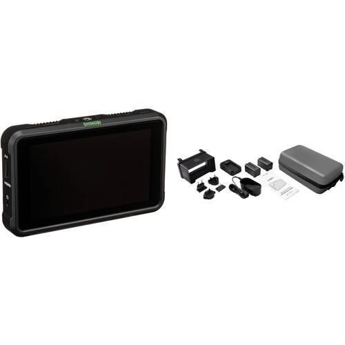 "Atomos Shinobi 5.2"" 4K HDMI Monitor with 5"" Accessory Kit"