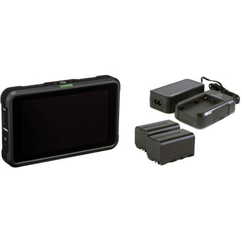 """Atomos Shinobi 5.2"""" Monitor with Power Kit"""