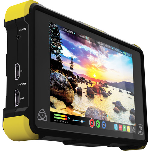 Atomos Shogun Flame with 1TB G-Technology SSD Kit