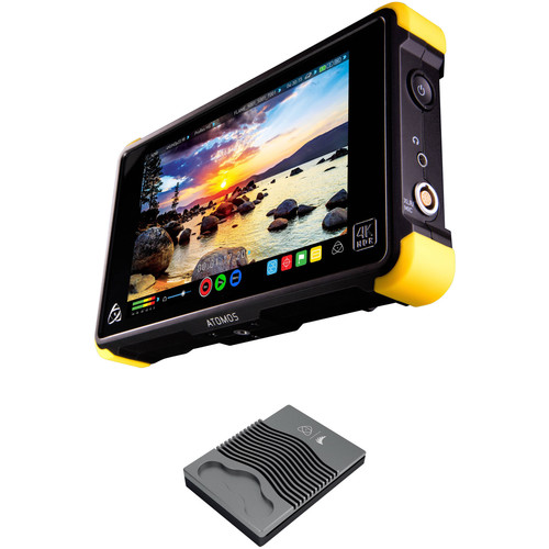 Atomos Shogun Flame with 500GB Angelbird SSD