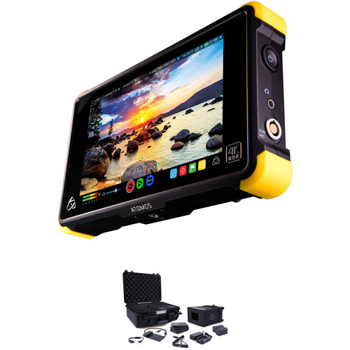 Atomos Shogun Flame with Accessory Kit